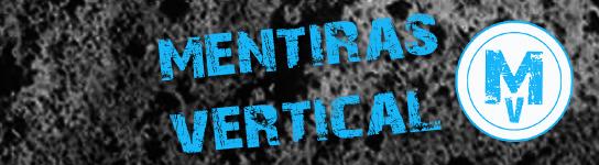 Cartel Mentiras Vertical2015